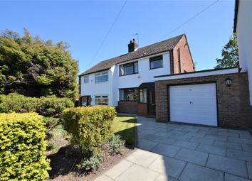 Thumbnail 3 bed semi-detached house for sale in Well Lane, Childwall, Liverpool