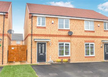 Elderwood Gardens, Middlesbrough TS6. 3 bed semi-detached house for sale