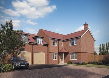 "Thumbnail 5 bed detached house for sale in ""The Oxford"" at Unicorn Way, Burgess Hill"