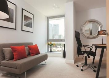 Thumbnail 2 bedroom flat for sale in New Providence Wharf, Blackwall Way, Canary Wharf, London
