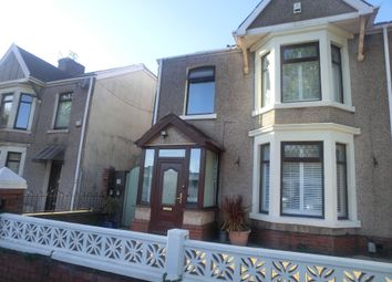 Thumbnail 3 bed semi-detached house for sale in Theodore Road, Port Talbot