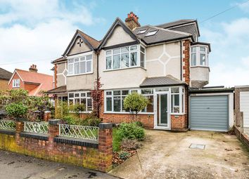 Thumbnail 4 bed semi-detached house for sale in Marchmont Road, Wallington