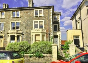Thumbnail 6 bed terraced house for sale in Knowle Road, Knowle, Bristol