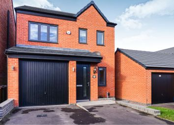 Thumbnail 3 bed detached house for sale in Akron Drive, Oxley, Wolverhampton
