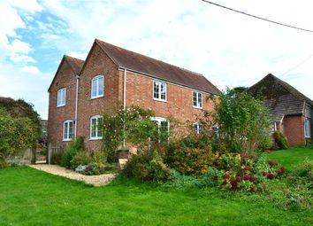 Thumbnail 4 bed detached house to rent in Rectory Lane, Wolverton, Tadley, Hampshire