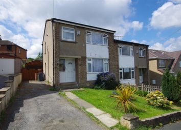 Thumbnail 3 bed semi-detached house for sale in Maythorne Crescent, Clayton, Bradford
