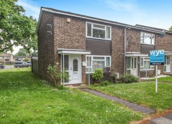 Thumbnail 2 bed end terrace house for sale in Sycamore Road, High Wycombe
