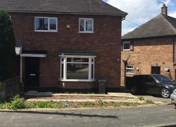 Thumbnail 3 bed semi-detached house to rent in Barks Drive, Norton, Stoke-On-Trent