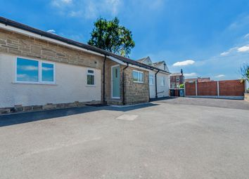 Thumbnail 2 bed detached bungalow for sale in Moorside Road, Drighlington, West Yorkshire