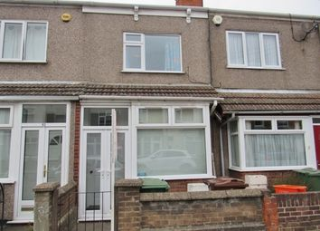 Thumbnail 2 bed terraced house to rent in St. Heliers Road, Cleethorpes