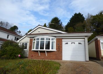 Thumbnail 2 bed detached bungalow to rent in Dranllwyn Close, Machen, Caerphilly