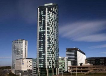 Thumbnail 2 bed flat for sale in West Tower, City Centre, Liverpool