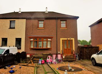 Thumbnail 3 bed semi-detached house for sale in Dalvennan Avenue, Ayr