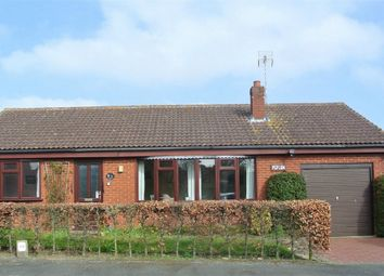 Thumbnail 2 bed detached bungalow for sale in The Paddock, Morton, Bourne, Lincolnshire