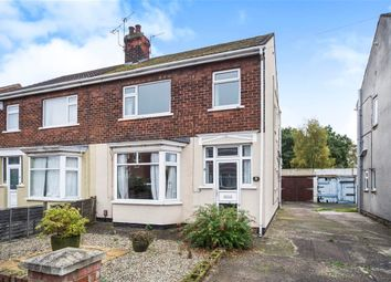 Thumbnail 3 bed semi-detached house for sale in Moors Road, Scunthorpe