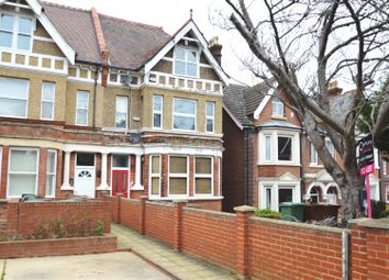 Thumbnail 3 bedroom flat to rent in Maidstone Road, Chatham