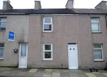 Thumbnail 2 bed terraced house for sale in Cecil Street, Holyhead, Sir Ynys Mon