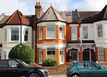 Thumbnail 4 bed terraced house for sale in Rosebery Road, Muswell Hill, London