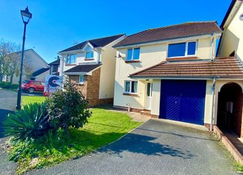 Thumbnail 3 bed detached house for sale in Coopers Drive, Roundswell, Barnstaple