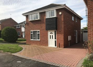 Thumbnail Detached house to rent in Trinity Close, Daventry