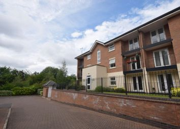 Thumbnail 2 bed flat to rent in Badgerdale Way, Heatherton Village, Derby