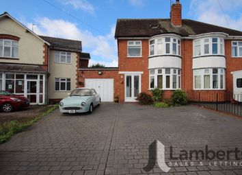 4 bed semi-detached house for sale in Crooks Lane, Studley B80