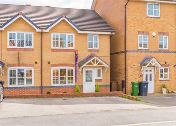 Thumbnail 3 bed end terrace house for sale in Jennings Park Avenue, Abram, Wigan