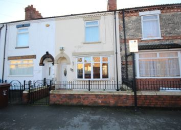 Thumbnail 3 bed terraced house for sale in Carew Street, Hull, East Yorkshire.
