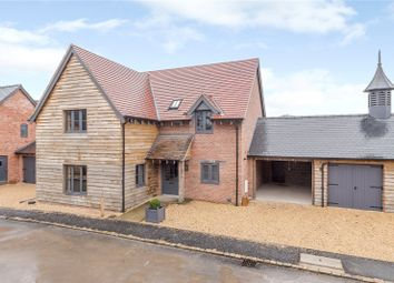 Thumbnail 4 bed detached house for sale in Willow Grove, Kinnerley, Shropshire