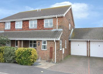 Thumbnail 3 bed semi-detached house for sale in Lydd, Kent