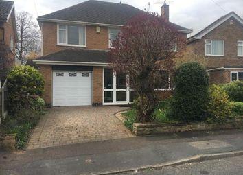 Thumbnail 4 bedroom detached house for sale in Shepherds Wood Drive, Aspley, Nottingham, Nottinghamshire