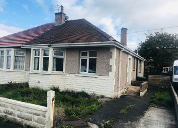 Thumbnail 2 bed semi-detached bungalow for sale in Kenwood Avenue, Morecambe