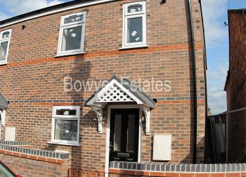 Thumbnail 3 bed end terrace house for sale in Church Mews, Oakwood Lane, Barnton, Northwich, Cheshire.