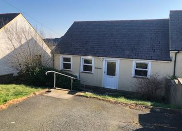 Thumbnail 2 bed semi-detached bungalow to rent in Prescelly Crescent, Goodwick