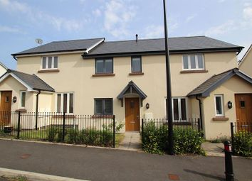 Thumbnail 2 bed terraced house for sale in St. Davids Park, Llanfaes, Brecon