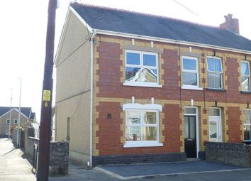 Thumbnail 4 bed semi-detached house for sale in Heol Las, Ammanford, Carmarthenshire.