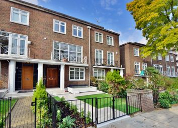 Thumbnail 5 bedroom town house to rent in Marlborough Hill, St John`S Wood