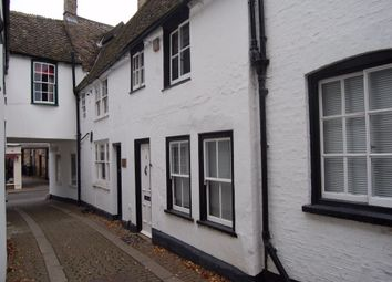 Thumbnail 2 bed cottage for sale in Royal Oak Passage, High Street, Huntingdon