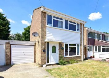Thumbnail 3 bed detached house for sale in Knaves Acre, Headcorn, Ashford, Kent