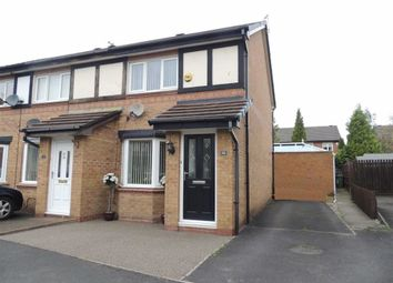 Thumbnail 2 bed end terrace house for sale in Exeter Close, Dukinfield