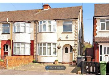 Thumbnail 3 bed end terrace house to rent in Runfold Avenue, Luton