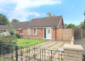 Thumbnail 2 bed detached bungalow for sale in Caxton Street, Sunnyhill, Derby