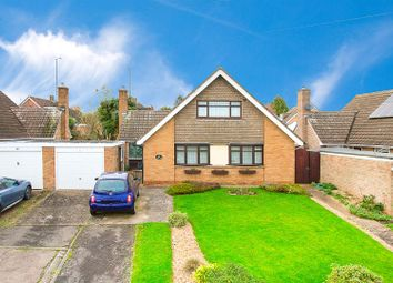 Thumbnail 4 bed detached house for sale in Hall Lane, Kettering