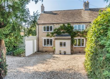 Thumbnail 3 bed semi-detached house for sale in Minety, Malmesbury, Wiltshire