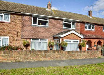 Thumbnail 3 bed terraced house for sale in Tern Crescent, Rochester, Kent