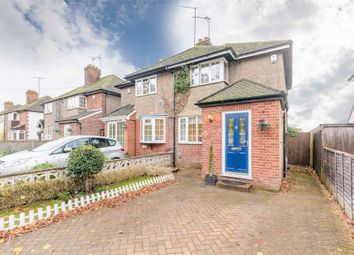 Thumbnail 2 bed semi-detached house for sale in Horton Road, Datchet, Berkshire