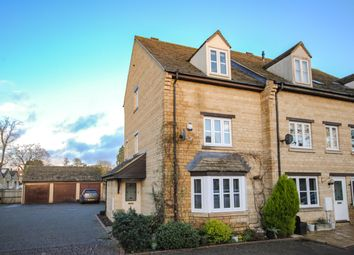 Thumbnail 4 bed end terrace house to rent in Grangers Place, Witney, Oxfordshire