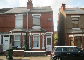 Thumbnail 2 bedroom terraced house to rent in Kingston Road, Earlsdon, Coventry