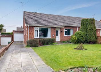 Thumbnail 2 bed semi-detached bungalow for sale in Vicarage Close, Chard