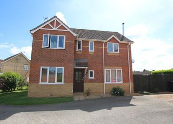 Thumbnail 4 bed detached house for sale in Herbert Human Close, Soham, Ely